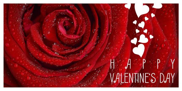 Bon d'achat Saint Valentin
